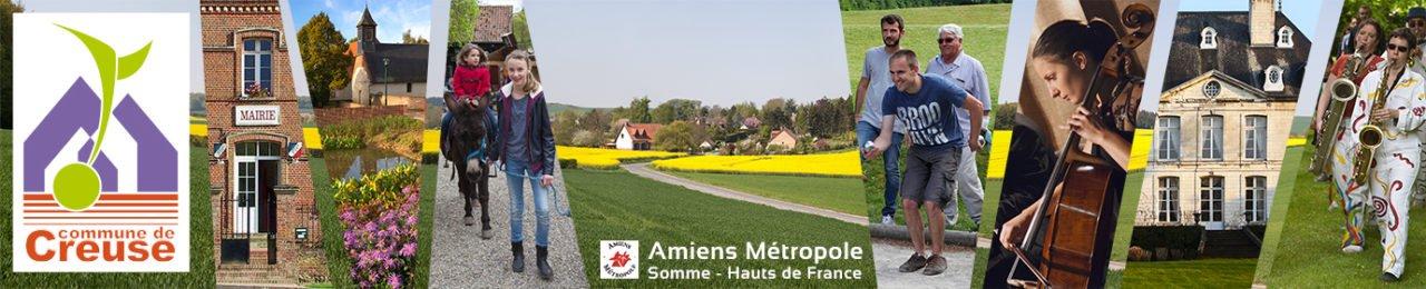Commune de Creuse
